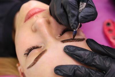 Permanent Eyebrow Training at Arkansas Permanent Cosmetics Institute