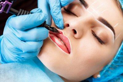 Permanent Lip Liner Training at Arkansas Permanent Cosmetics Institute
